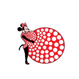 preggo_bellied_minnie_mouse_in_polka_dot_swimsuit_by_terynn123-d5qxzfq-1